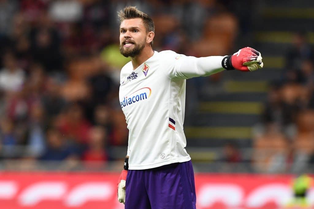 Dragowski, portiere Fiorentina