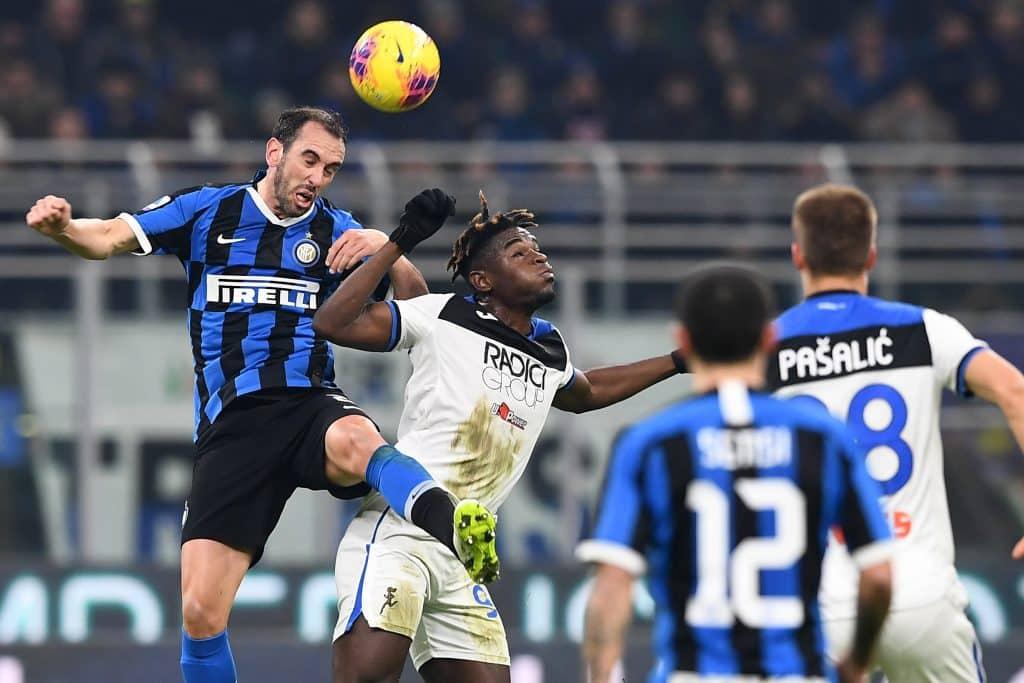 Godin-Zapata, Inter-Atalanta