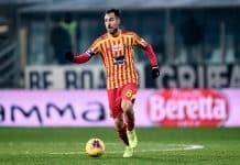 Mancosu, centrocampista Lecce