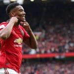 Martial, Manchester United