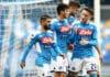 esultanza gol Insigne, Napoli-Perugia