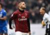 esultanza gol Rebic, Milan-Udinese