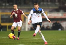 gol Ilicic, Torino-Atalanta