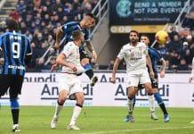 gol Lautaro Martinez, Inter-Cagliari