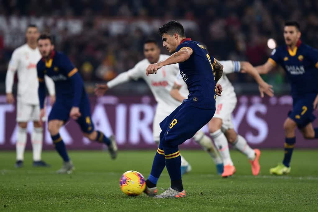 gol Perotti, Roma-Juventus