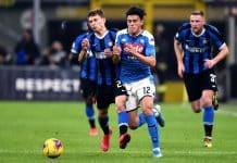 Barella-Elmas, Inter-Napoli
