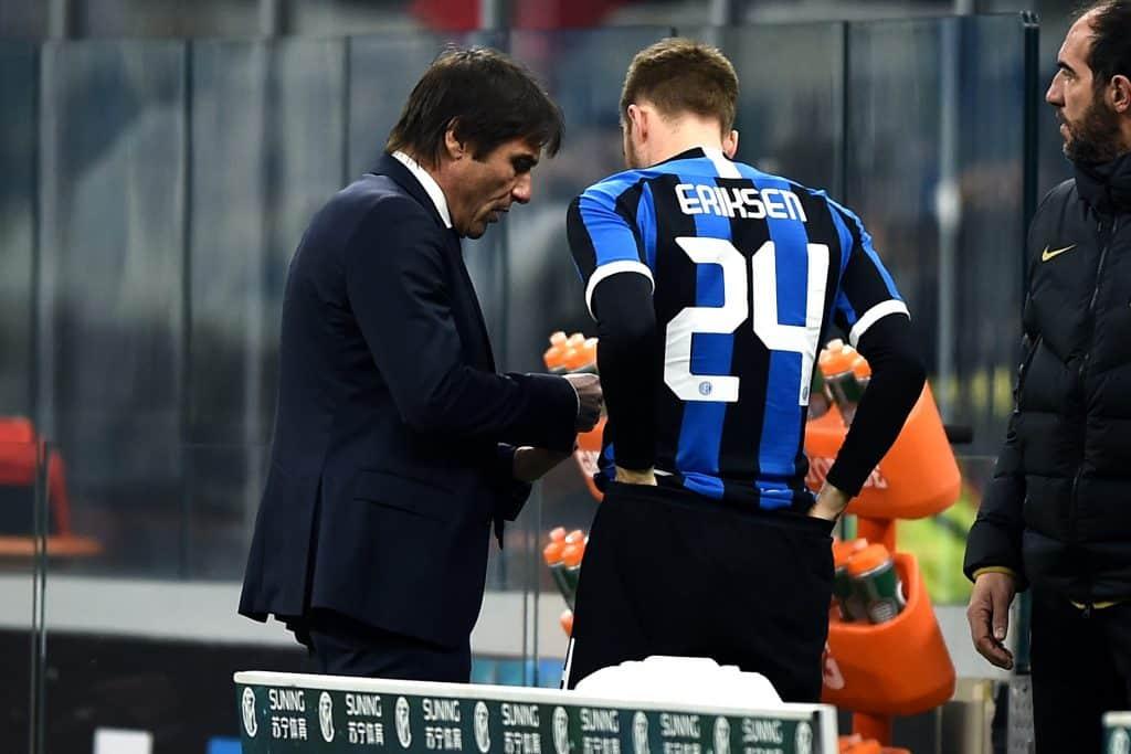 Conte ed Eriksen, Inter