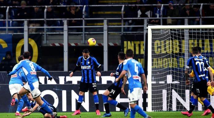 gol Fabian Ruiz, Inter-Napoli