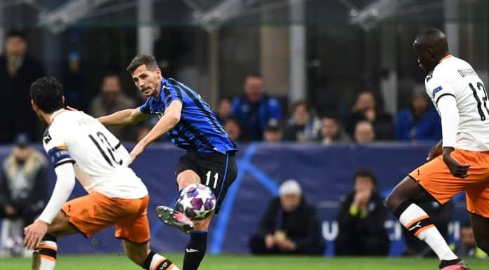 gol Freuler, Atalanta-Valencia