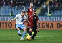 gol Immobile, Genoa-Lazio