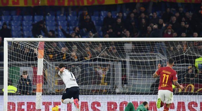 gol Orsolini, Roma-Bologna