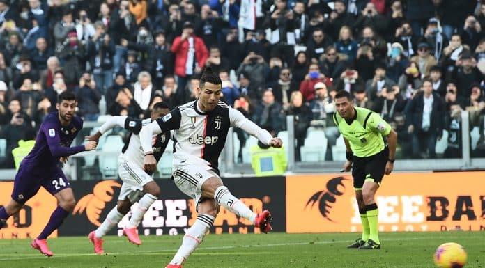 gol Ronaldo, Juventus-Fiorentina