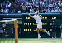 Federer, Wimbledon 2019