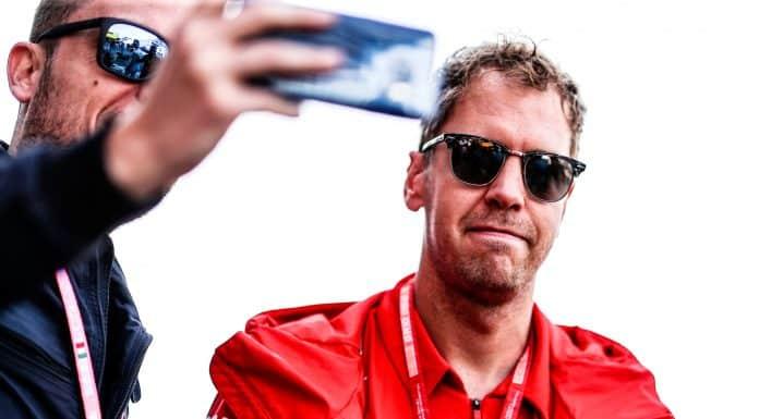 Vettel, Ferrari 2019
