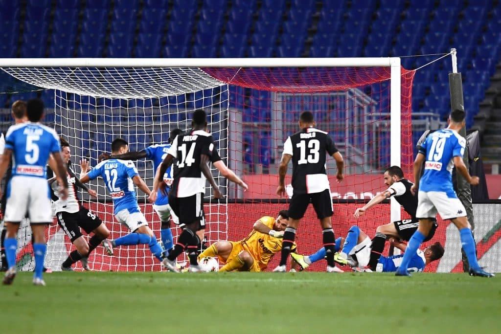 Napoli-Juventus, Coppa Italia