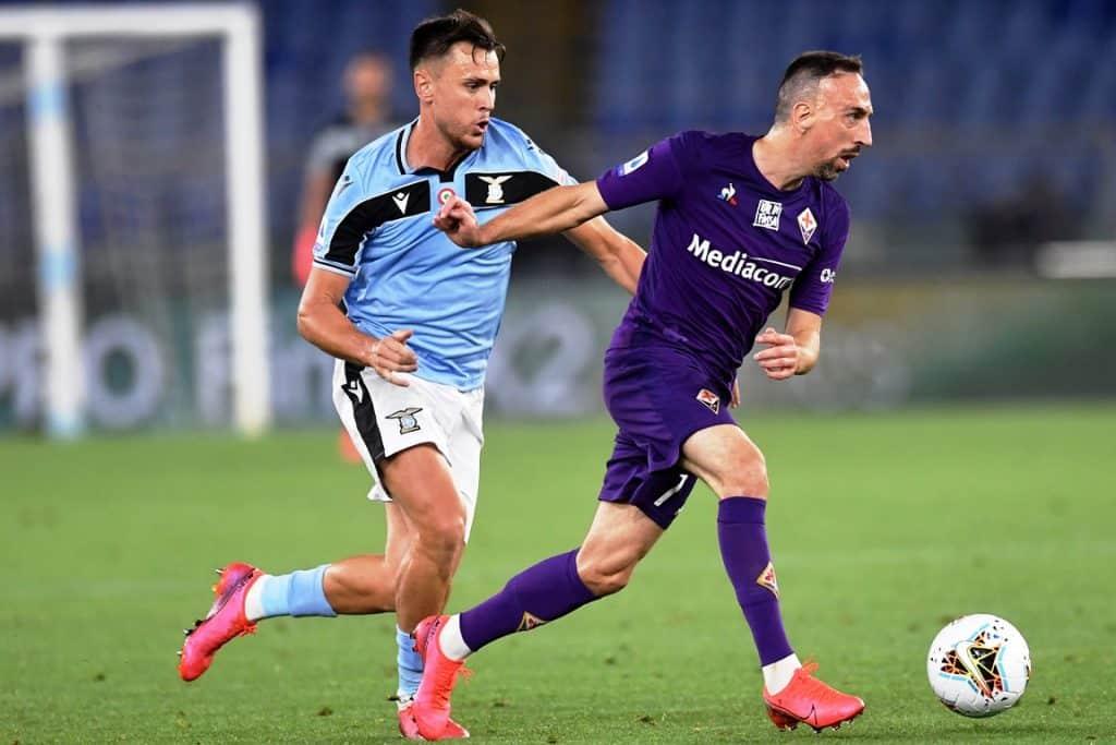 Ribery-Patric, Lazio-Fiorentina