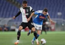 Zielinski-Bentancur, Napoli-Juventus