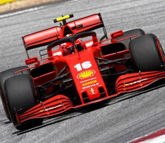 Leclerc-Ferrari, Gp Austria 2020