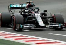 Lewis Hamilton, Mercedes 2020