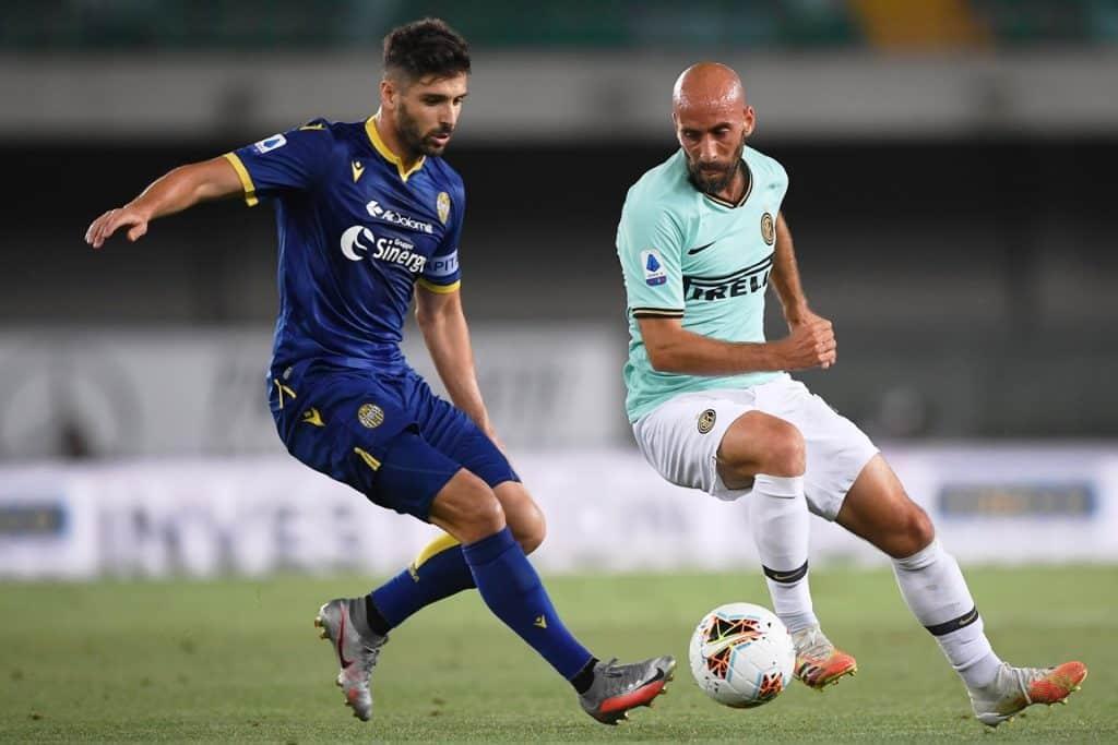 Valero-Veloso, Verona-Inter