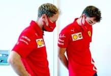 Vettel-Leclerc, Ferrari 2020