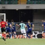 autogol Dimarco, Verona-Inter