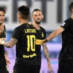 esultanza Candreva, Spal-Inter