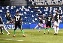 gol Danilo, Sassuolo-Juventus