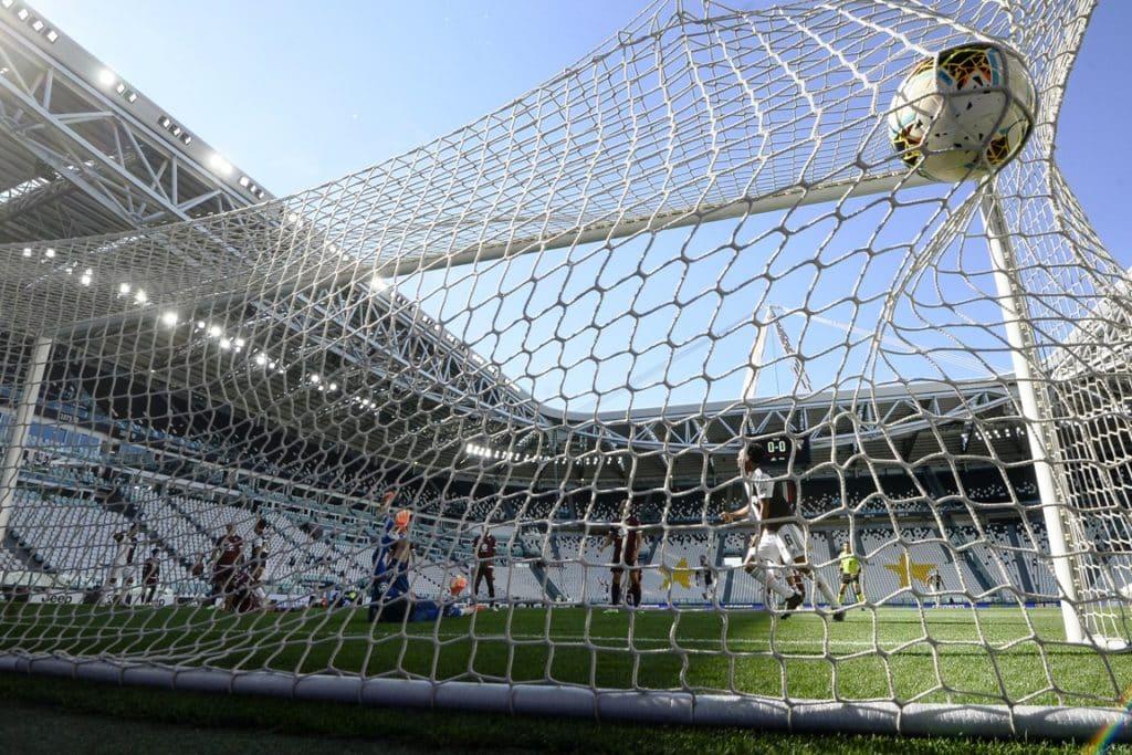 gol Dybala, Juventus-Torino