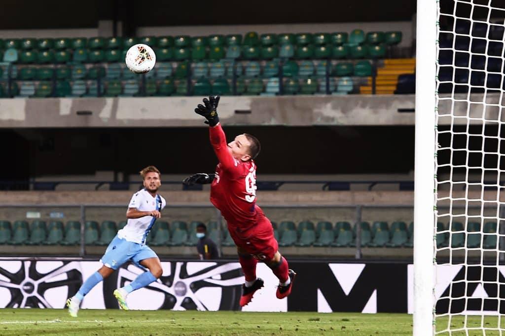 gol Immobile, Verona-Lazio