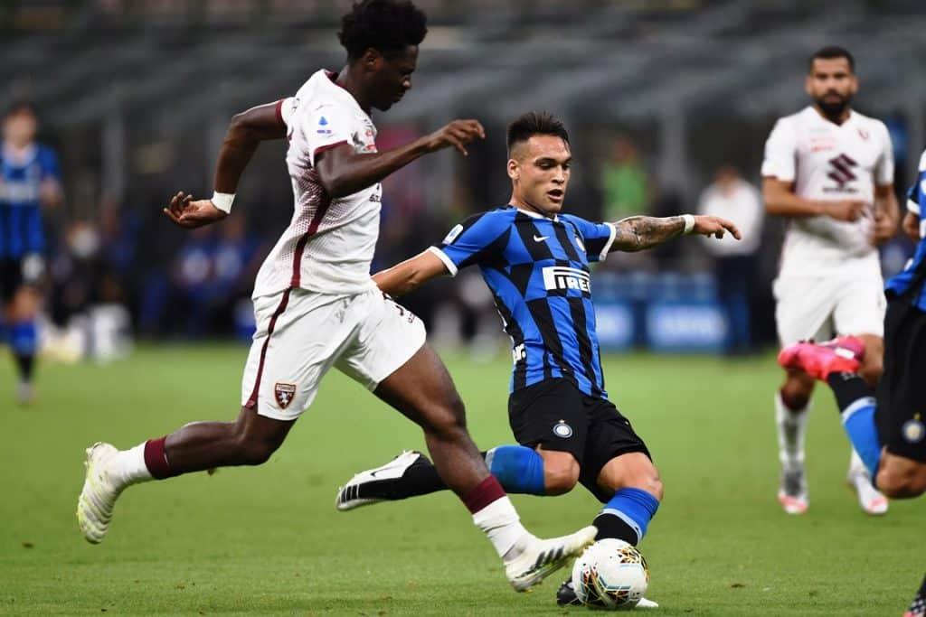 gol Martinez, Inter-Torino