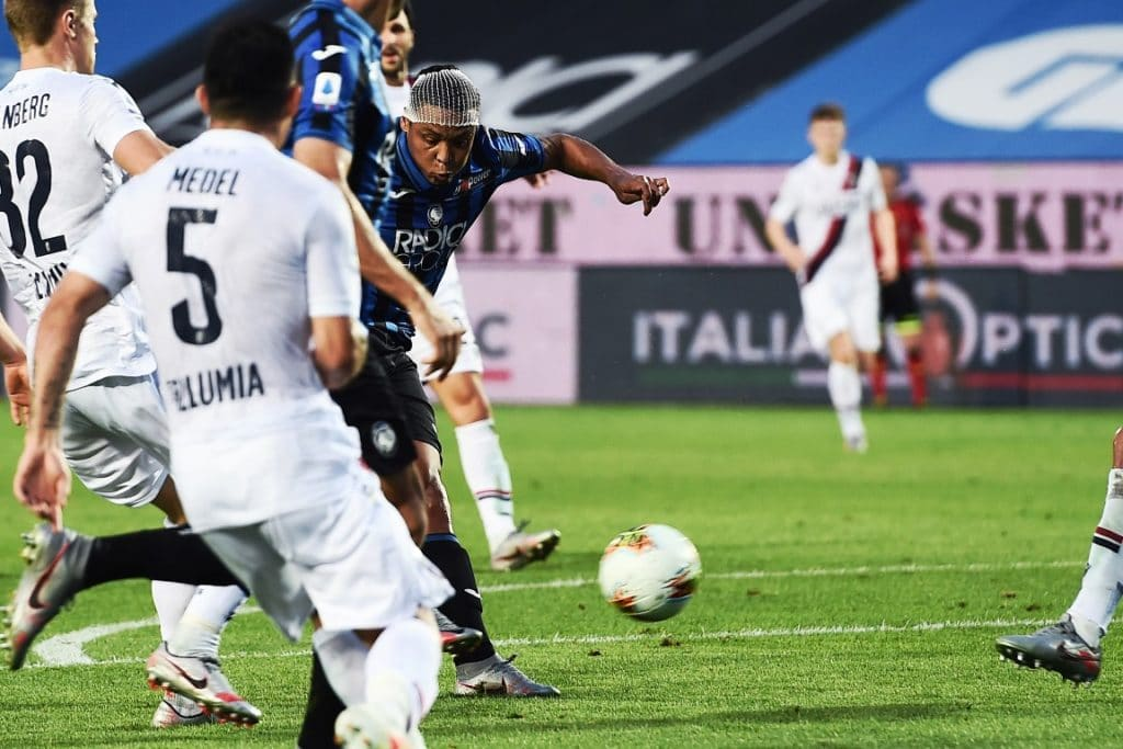 gol Muriel, Atalanta-Bologna