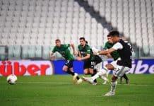 gol Ronaldo, Juventus-Atalanta
