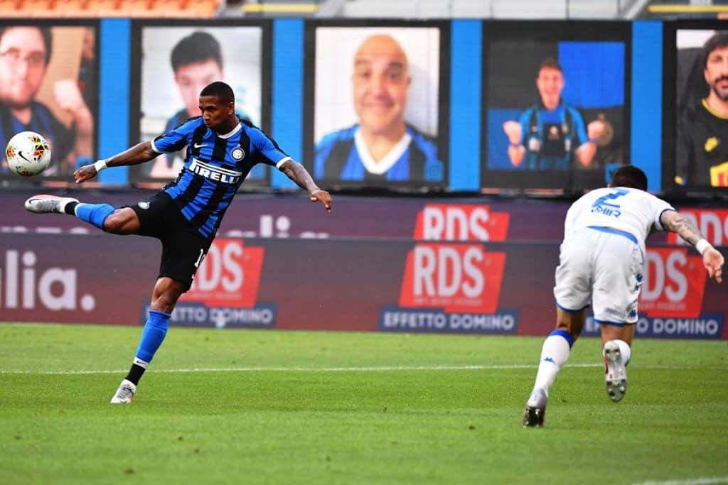 gol Young, Inter-Brescia