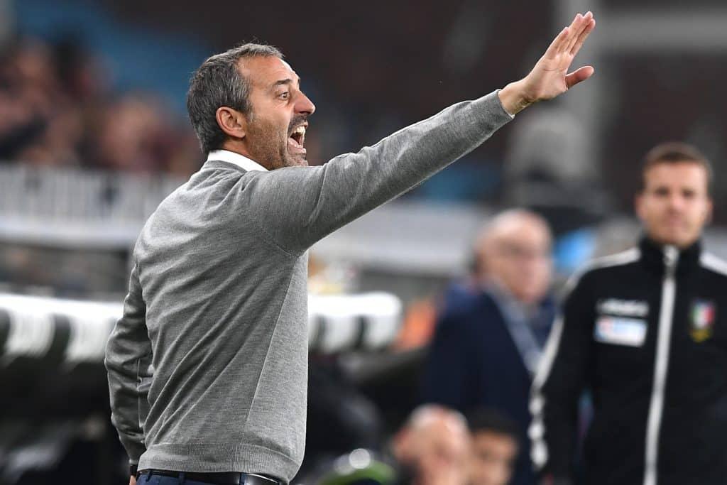 Giampaolo, allenatore Torino