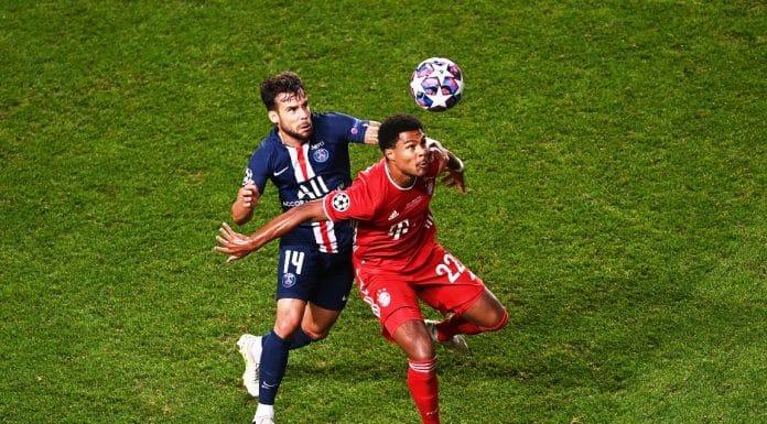 Gnabry-Bernat, PSG-Bayern Monaco