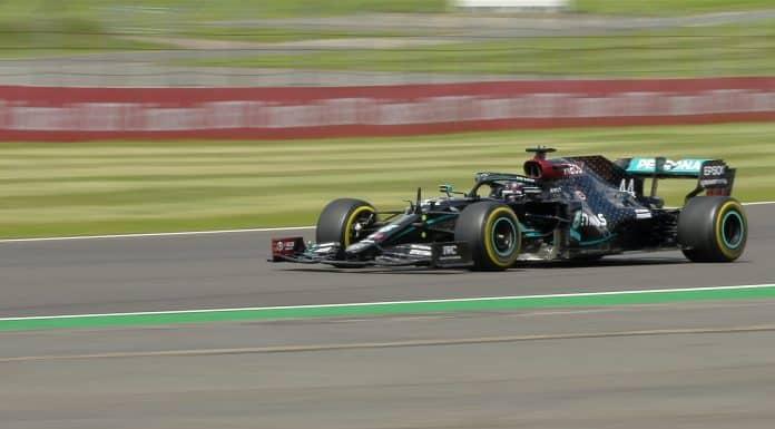 Hamilton, Mercedes 2020