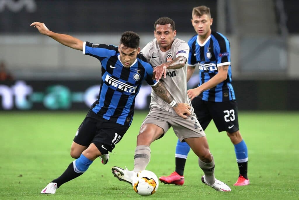 Martinez-Patrick, Inter-Shakhtar