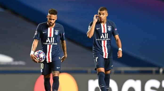 Neymar-Mbappe, delusione PSG