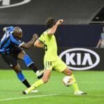 gol Lukaku, Inter-Getafe