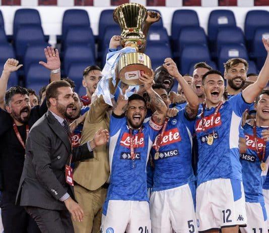 sorteggio tabellone Coppa Italia 2020-2021
