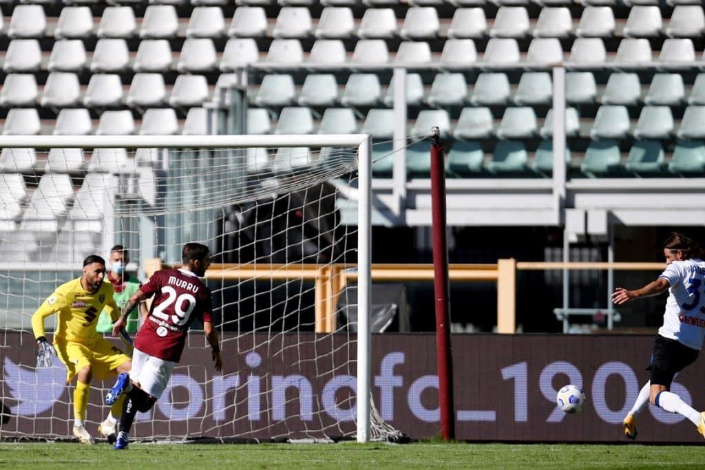 gol Hateboer, Torino-Atalanta