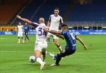 gol Martinez, Inter-Fiorentina
