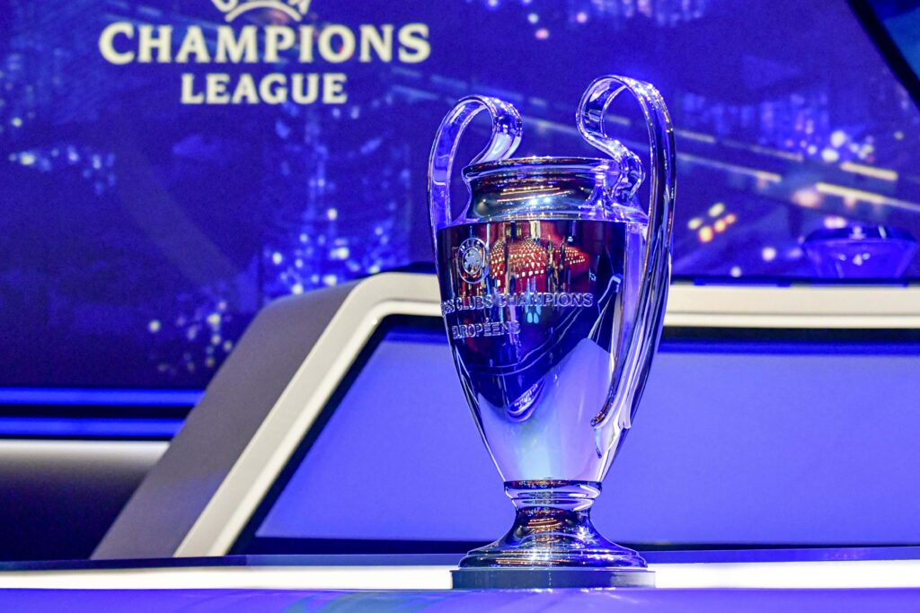Sorteggio Gironi Champions League 2020-2021