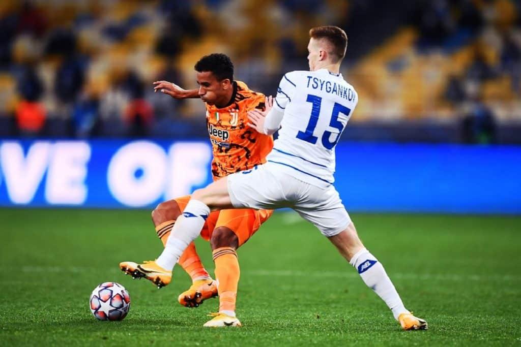 Danilo, Dinamo Kiev-Juventus