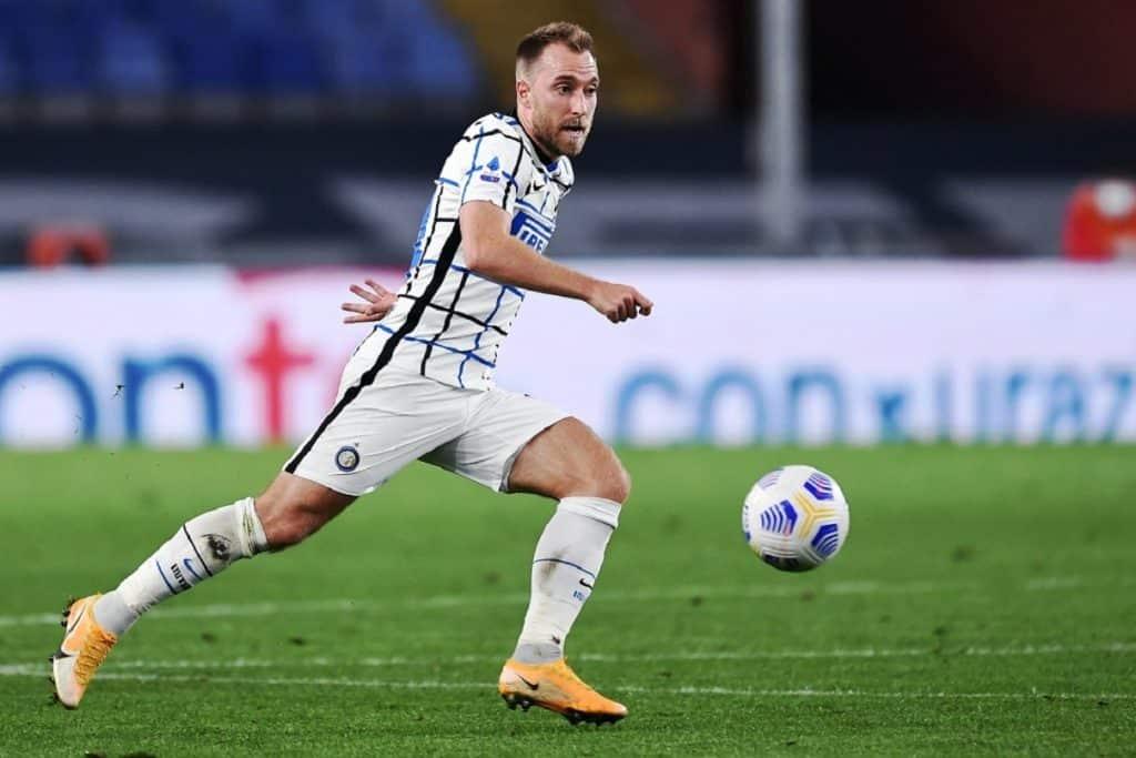 Eriksen, Inter