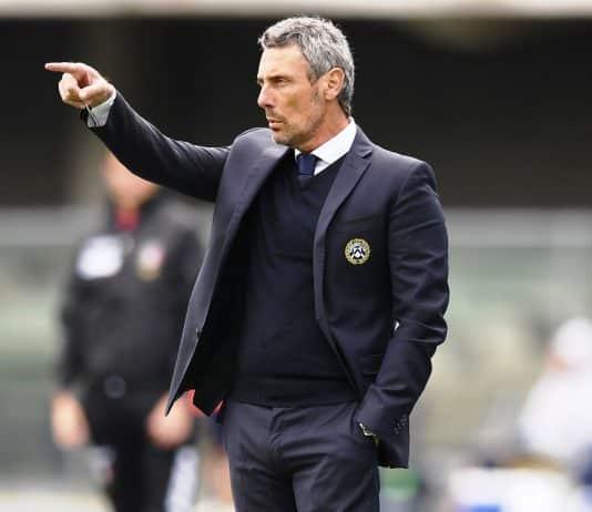 Gotti, allenatore Udinese