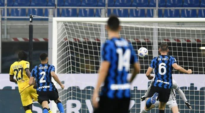 gol Gervinho, Inter-Parma