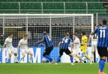 gol Lukaku, Inter-Monchengladbach