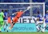 gol Quagliarella, Sampdoria-Lazio